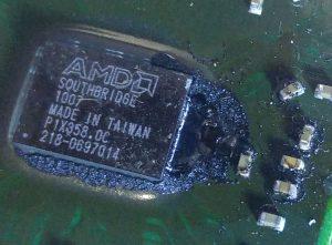 Alltech Computers AMD Meltdown closeup